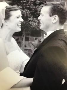 wedding picture doug and kristin
